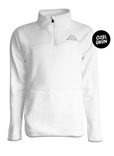 Kappa Ceket Beyaz